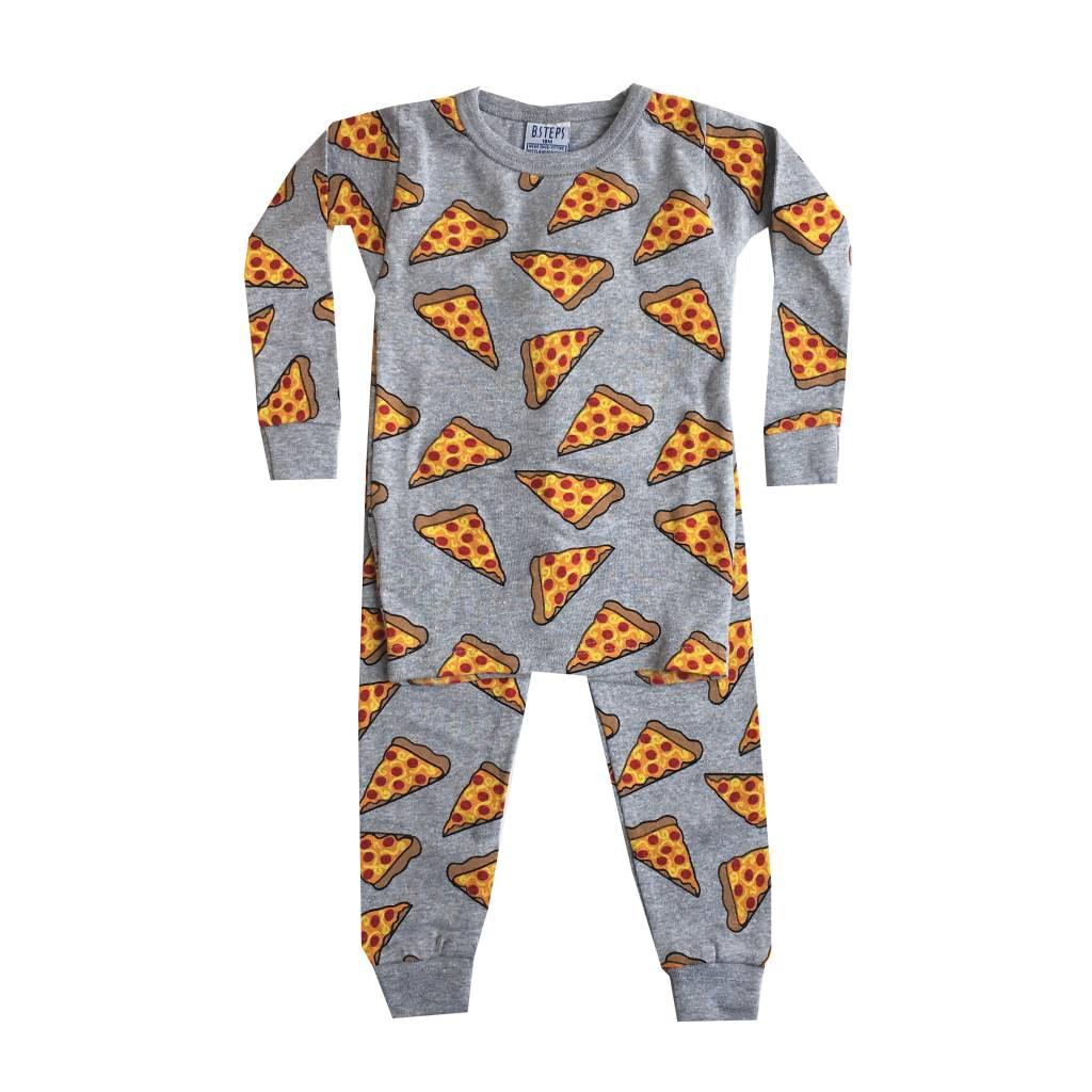 Baby Steps Pizza 2pc Pajama Set