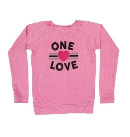 One Love Thumbhole Top