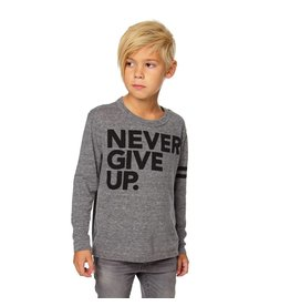 Chaser Never Give Up Top