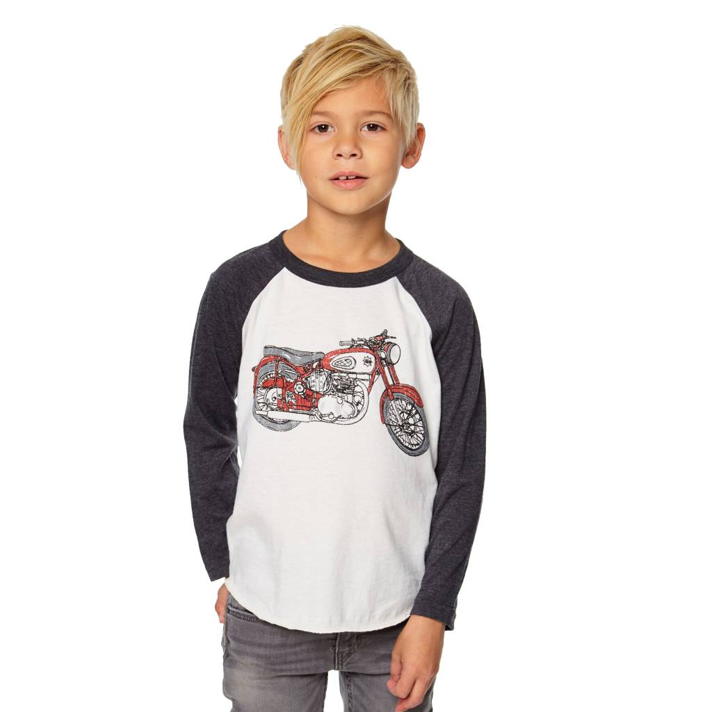 Chaser Vintage Motorcycle Top