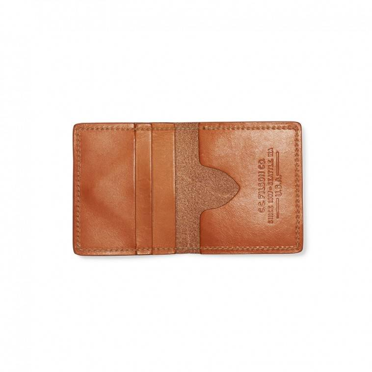 FILSON 11070421 Cash & Card Wallet