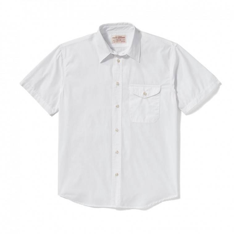 FILSON Short Sleeve Button Up