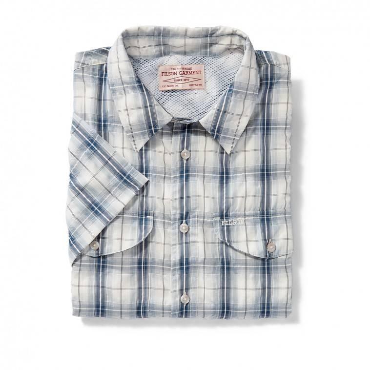 FILSON 11010815 Short Sleeve Button Up
