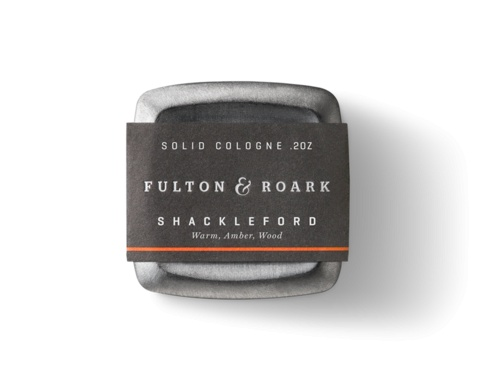 Fulton and Roark F&R .2oz Solid Cologne