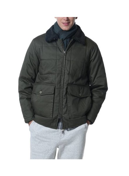 Grayers America Inc. Montana Waxed & Quilted Parka