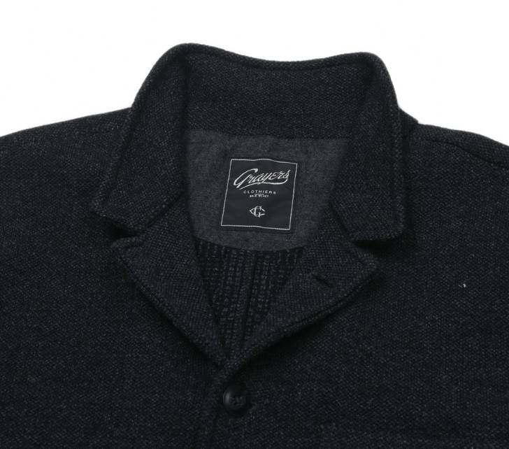 Grayers America Inc. Nelson Jacquard Swacket