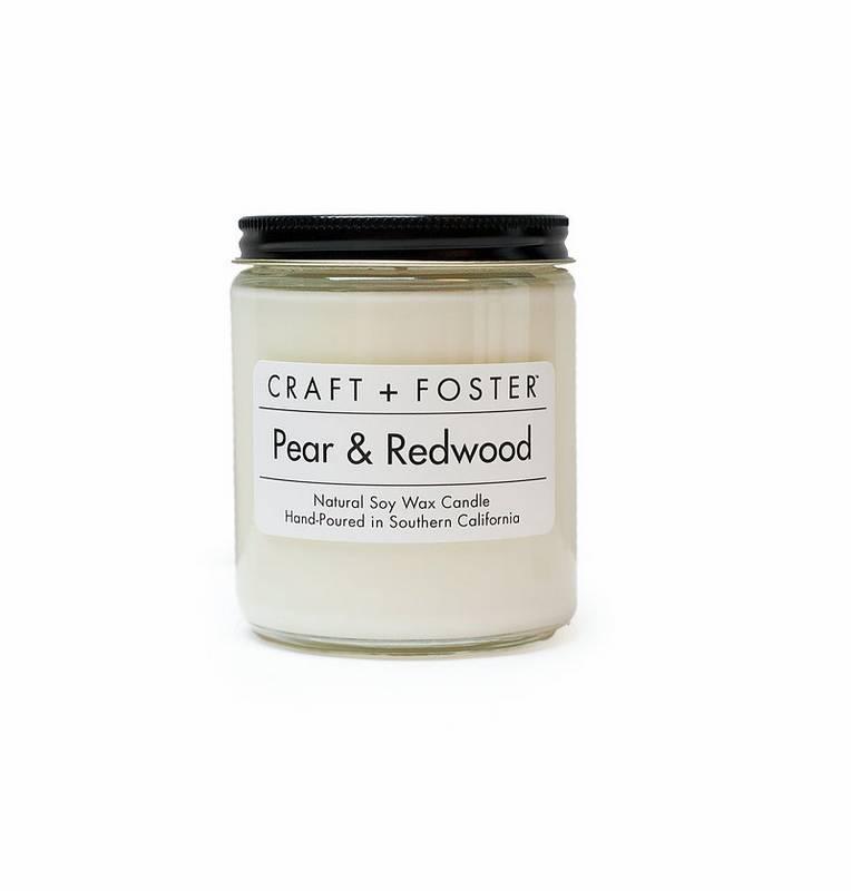 Craft & Foster 8 oz Candle Jar-CF