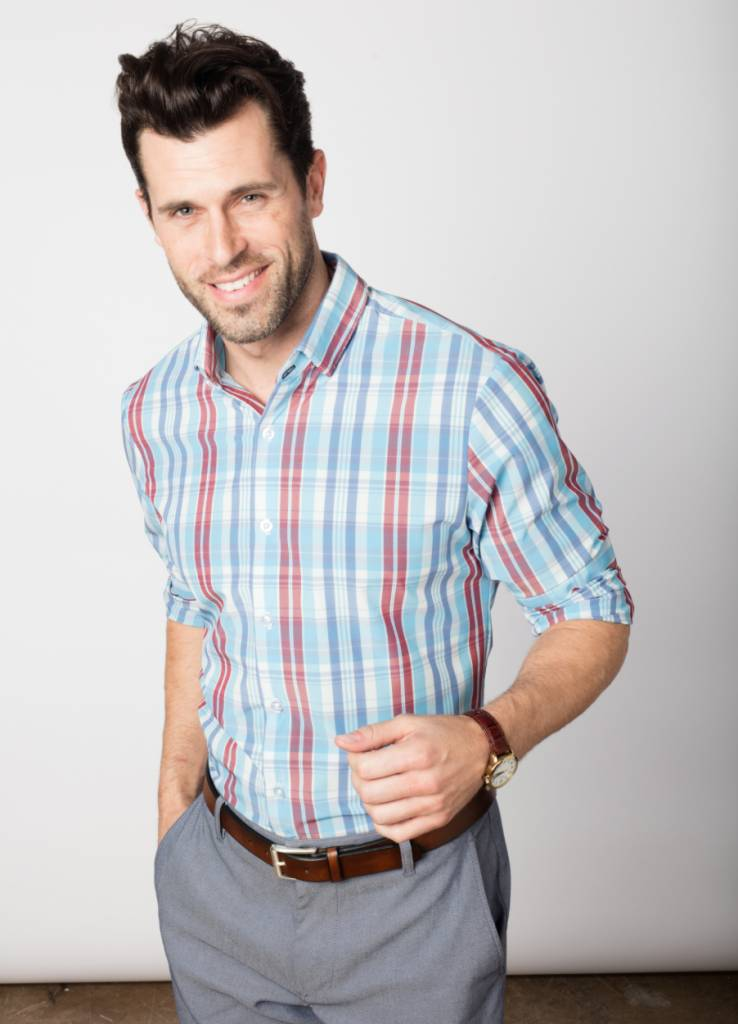 Mizzen & Main Madison Tall
