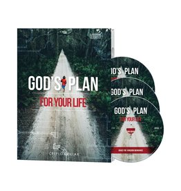 God's Plan For Your Life - 3 CD Series