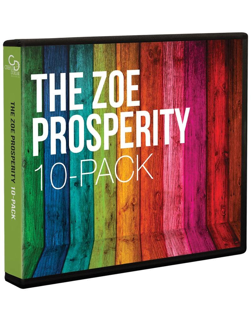 Zoe Prosperity Pack 10 CD Series