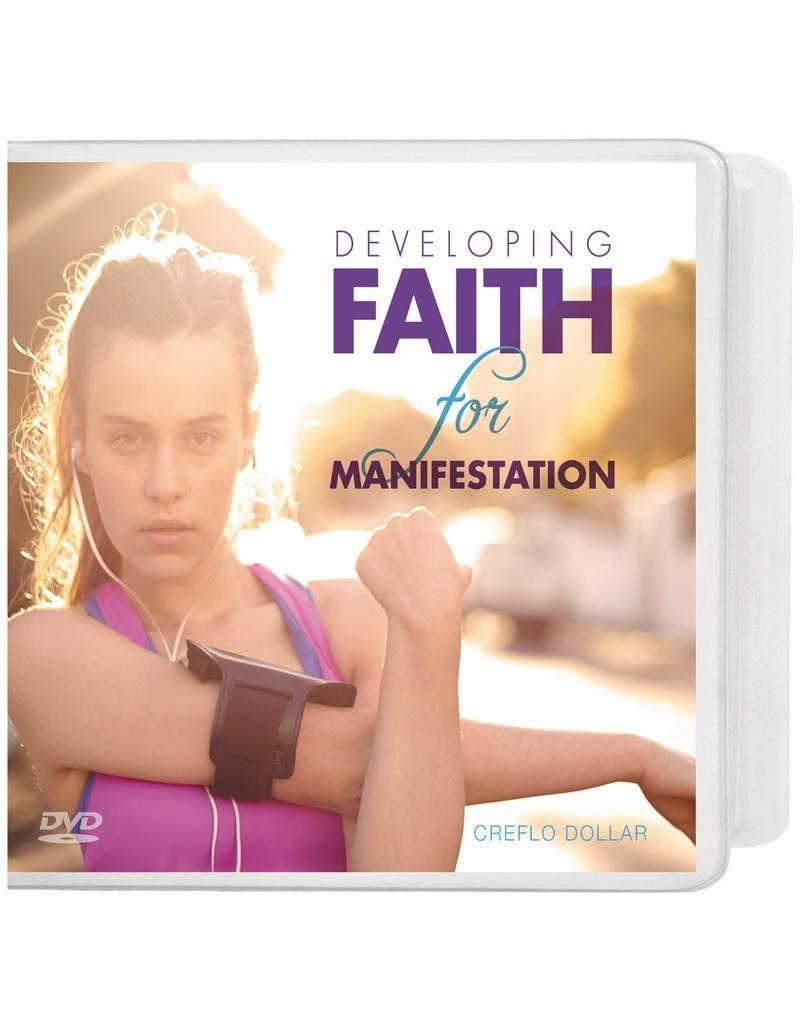 Developing Faith for Manifestation - 3 DVD Series O.D.