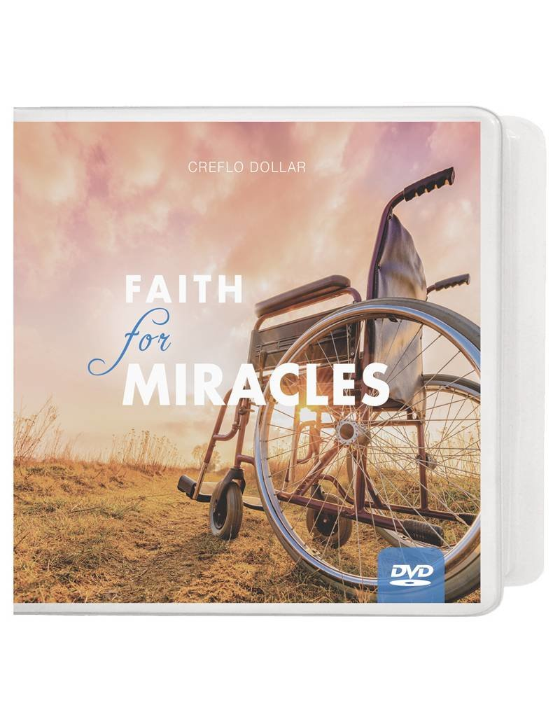 Faith For Miracles  - 2 DVD Series O.D.