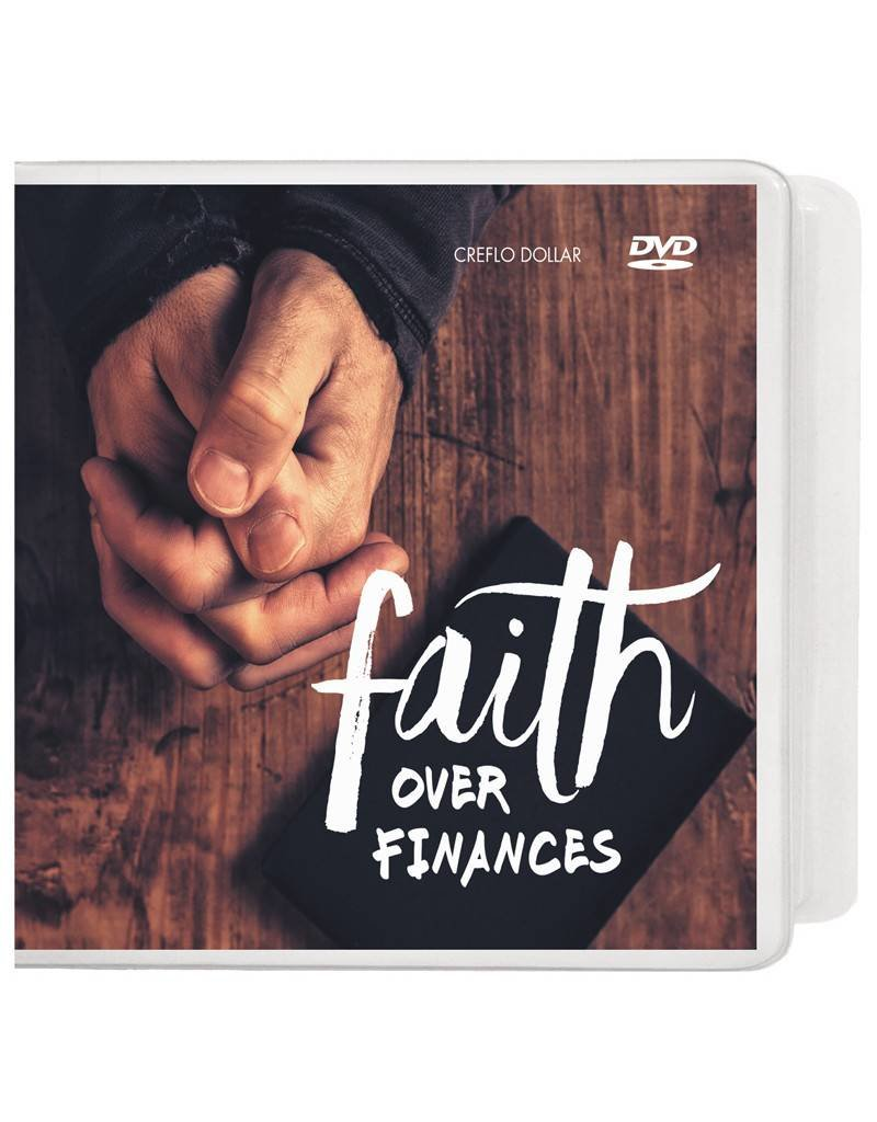Faith Over Finances - 3 DVD Series
