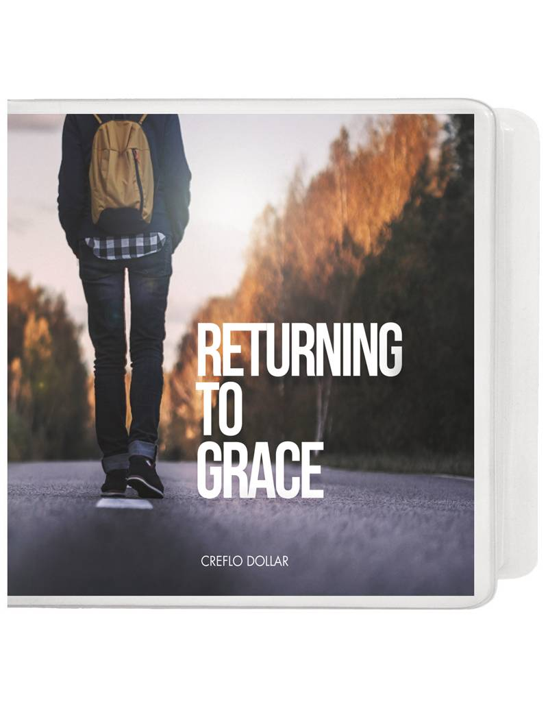 Returning to Grace - 3 DVD Series O.D.