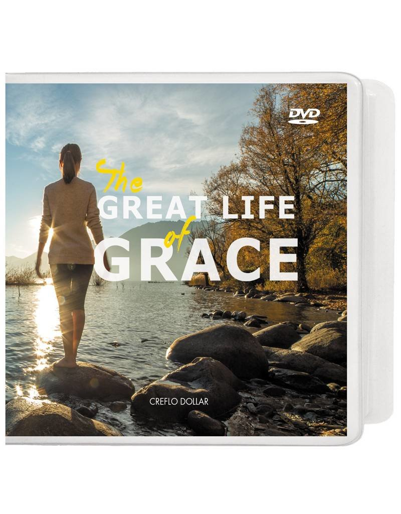 The Great Life of Grace DVD - 3 DVD Series O.D.