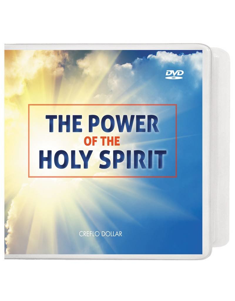 The Power of The Holy Spirit - 2 DVD Series