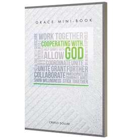 Cooperating with God Mini Book