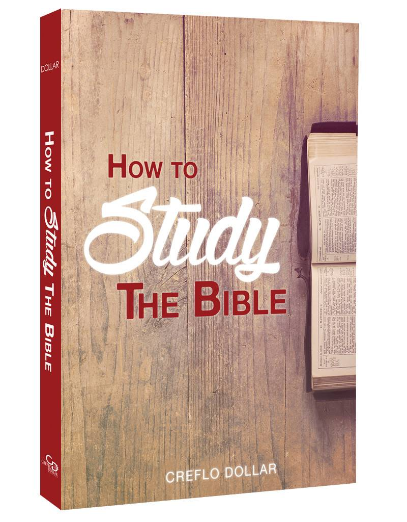 How to Study the Bible: 4-CD Series