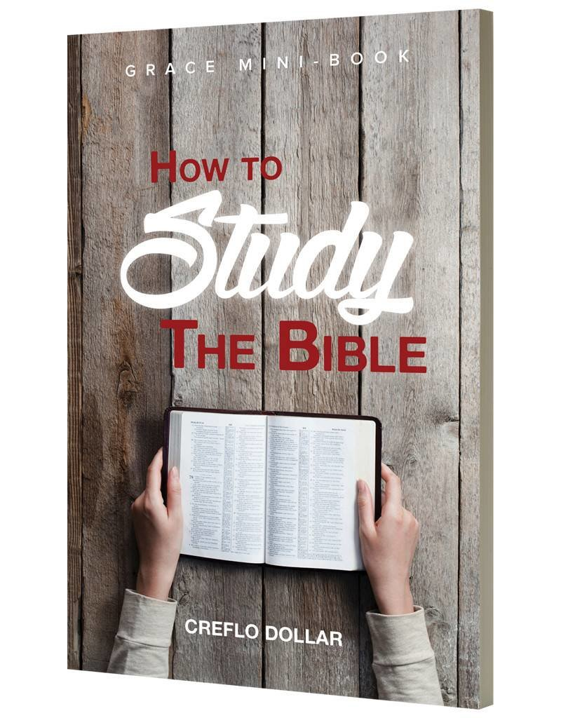How to Study the Bible MINI-Book