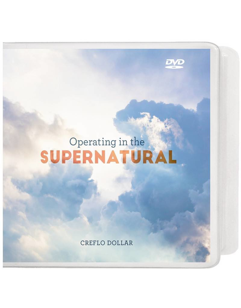 Operating In The Supernatural - 4 DVD Series