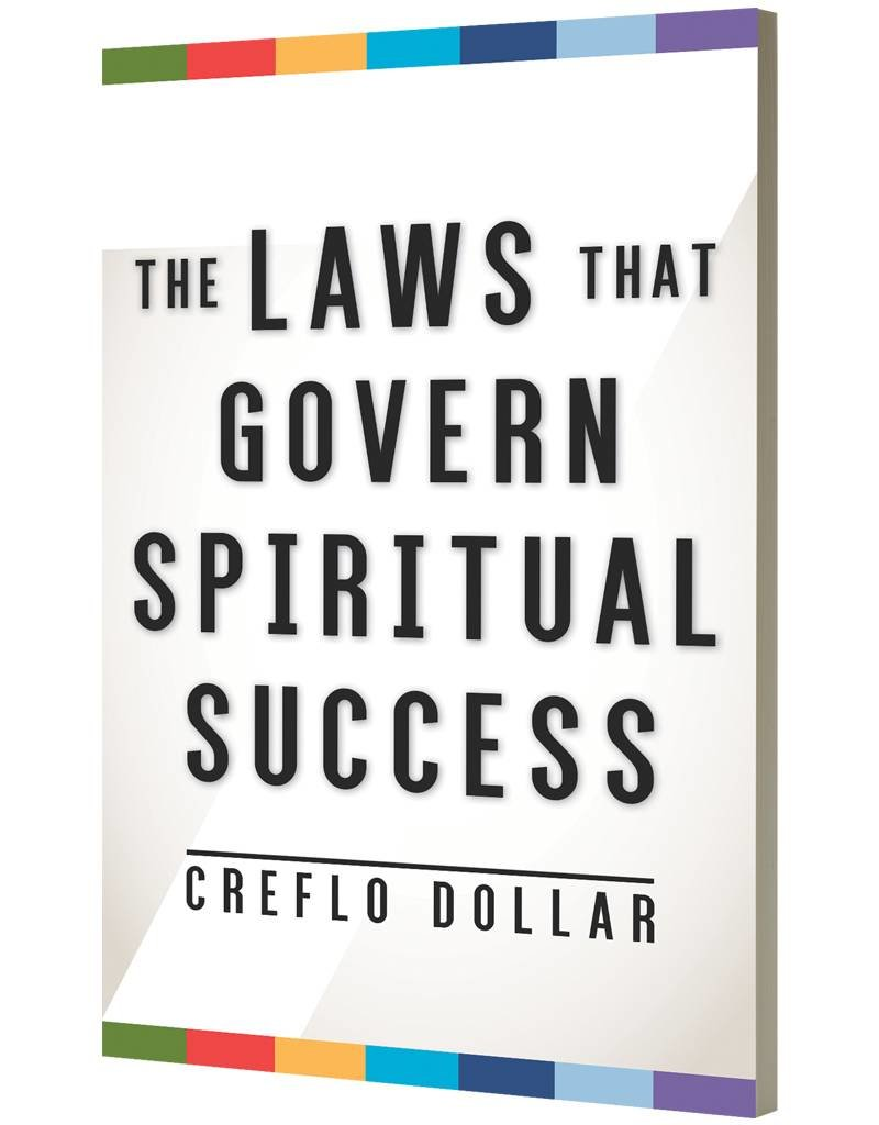 The Laws That Govern Spiritual Success Midi Book