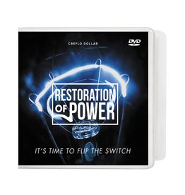 Restoration of Power - 3 DVD Series O.D.