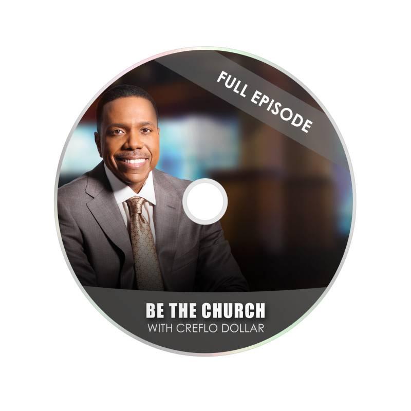 YW Be The Church DVD O.D.
