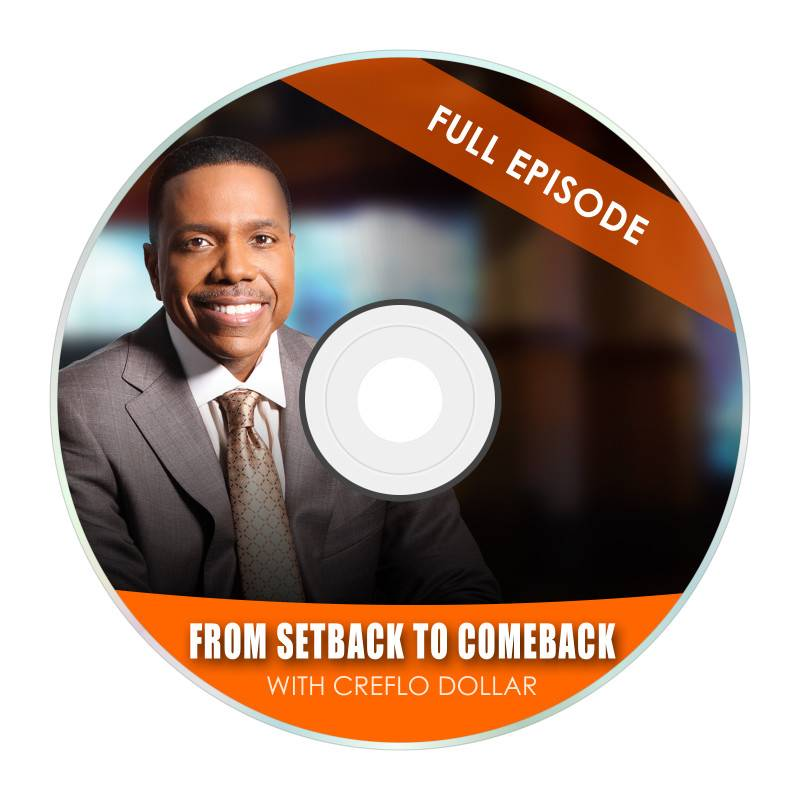 YW From Setback To Comeback DVD