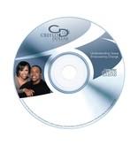 God's Blessing Cannot Be Reversed- CD