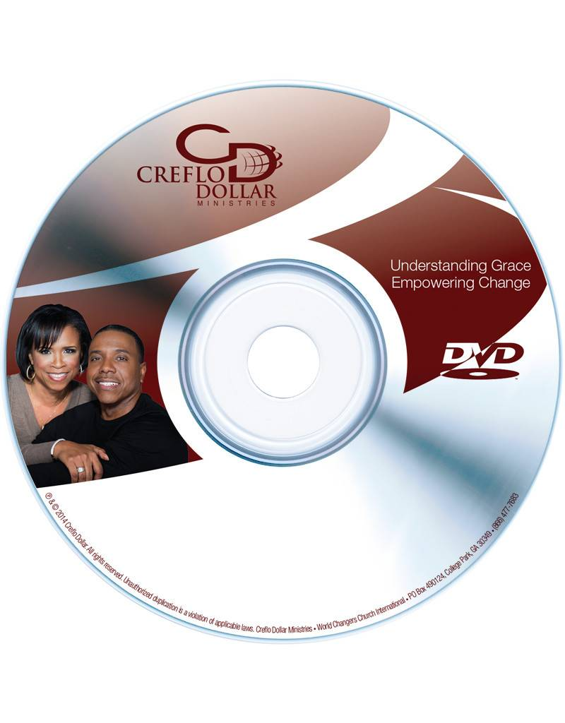 God's Blessing Cannot Be Reversed- DVD
