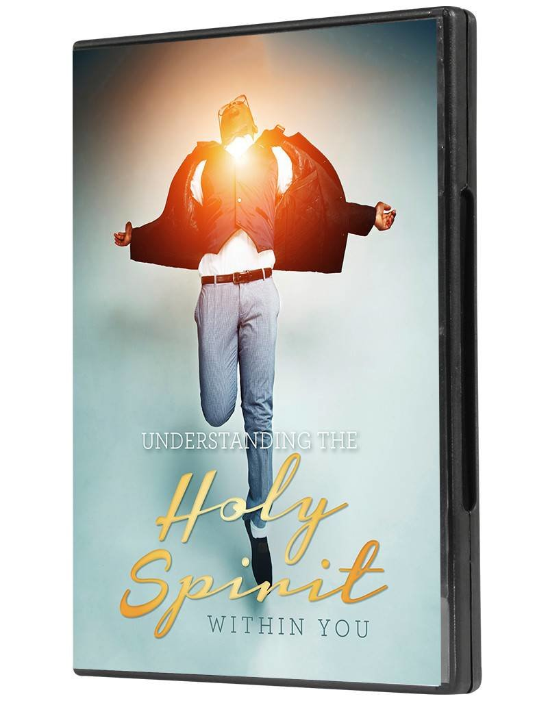 Understanding The Holy Spirit Within You- 3 CD Series