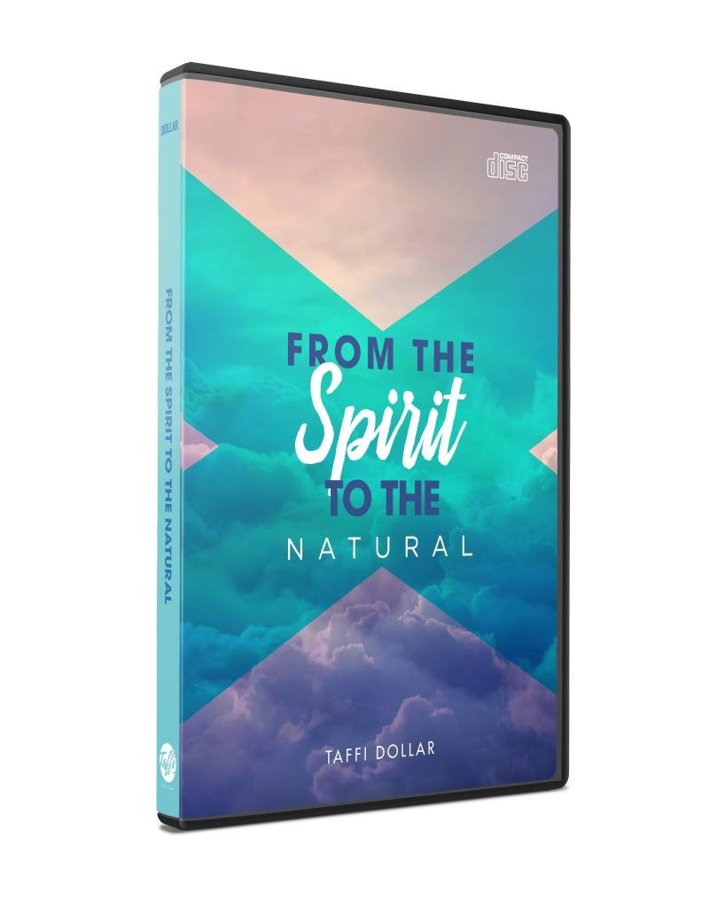 From The Spirit To The Natural- 3 DVD Series