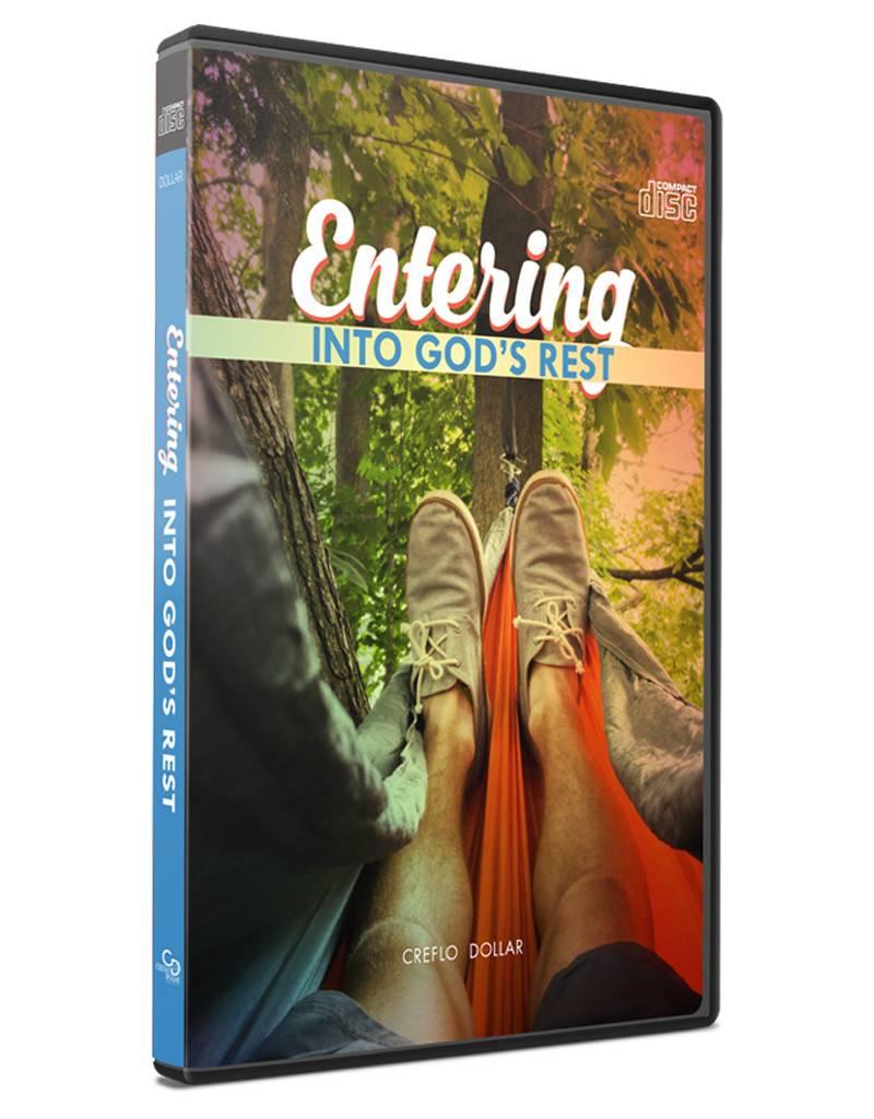 Entering Into God's Rest- 3 CD Series