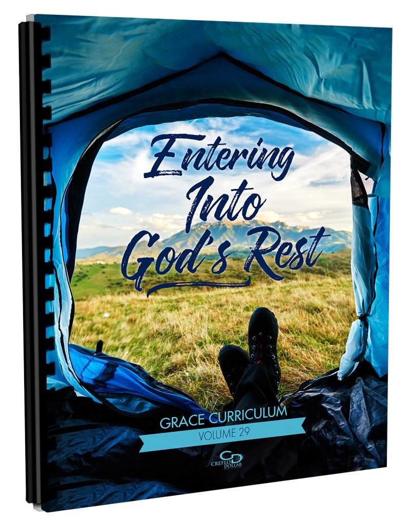 Entering Into God's Rest - Grace Curriculum