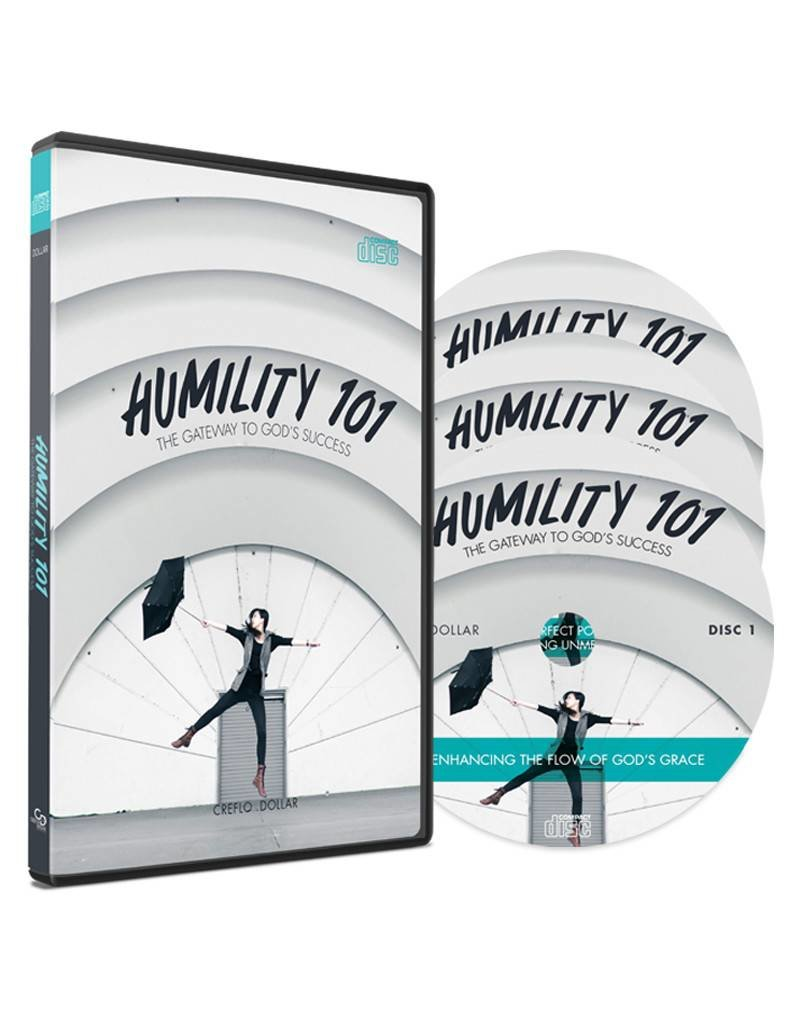 Humility 101: The Gateway To God's Success -3 CD Series