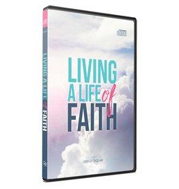 Living A Life of Faith - 2 CD Series