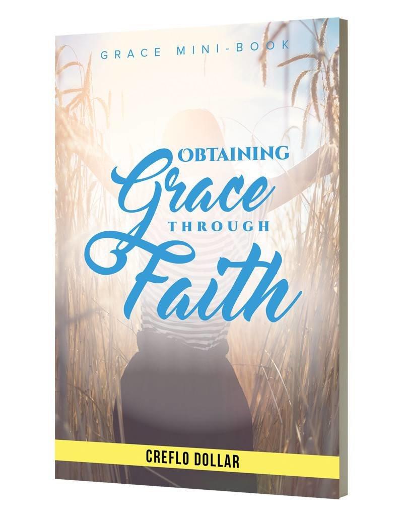 Obtaining Grace Through Faith- Minibook
