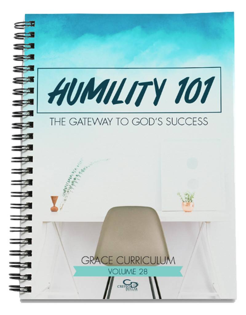 Humility 101: The Gateway To God's Success - Grace Curriculum