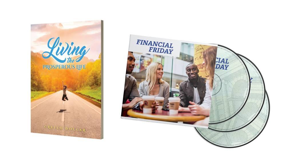 Treasure In Secret Places Combination CD-Financial Friday