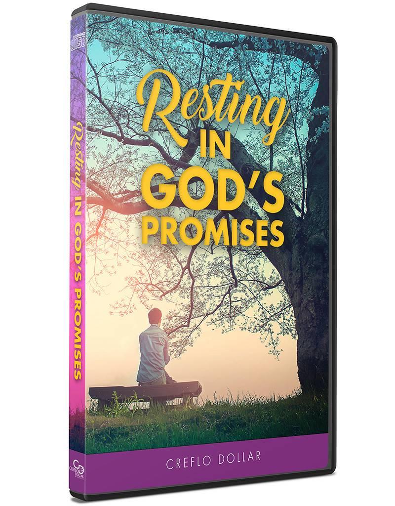 Resting in God's Promises- 3 CD series