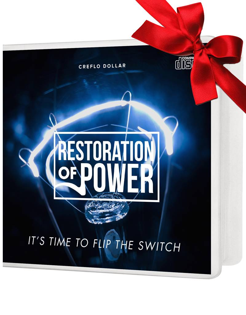 Restoration of Power - 3 CD Series