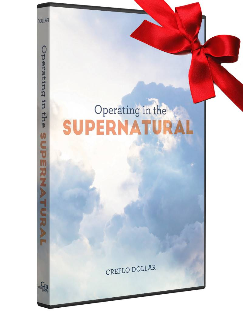 Operating In The Supernatural - 4 CD Series
