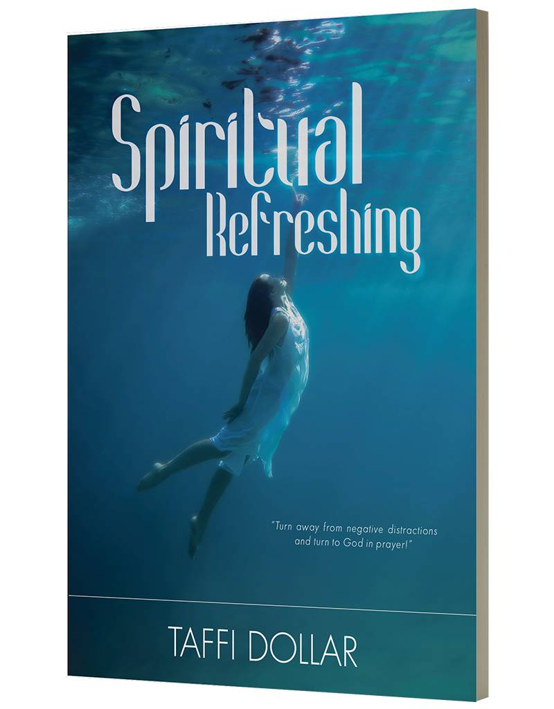 Spiritual Refreshing  Book