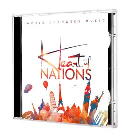 Heart of Nations CD