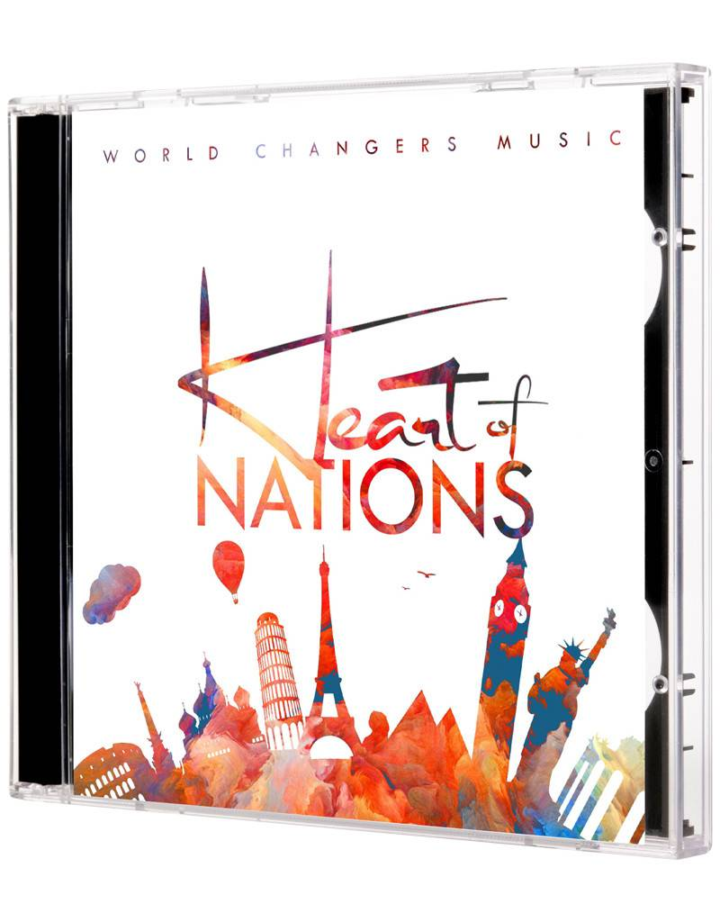 Heart of Nations CD by World Changers Music Group