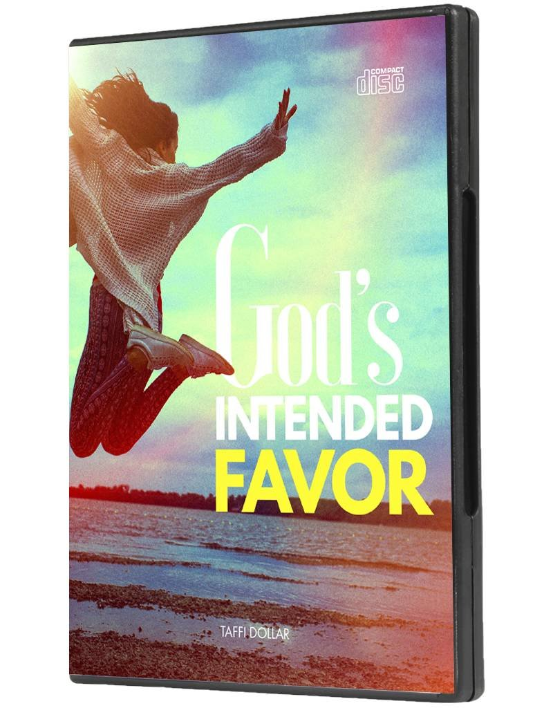 God's Intended Favor-3 DVD Series