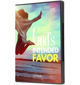 God's Intended Favor-3 CD Series