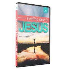 Finding Rest In Jesus- 2 DVD Series