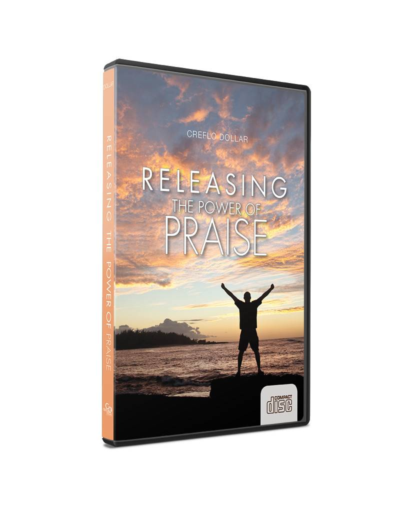 Releasing the Power of Praise- 3 CD Series