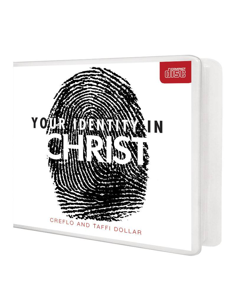 Your Identity in Christ 3-CD Series